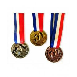 Médailles FFME