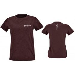 T-shirt Femme grimpeuse
