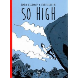 So high - Romain Desgranges