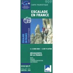 Carte touristique -...