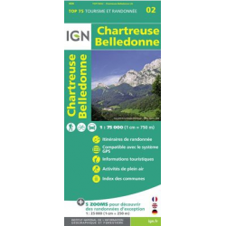 Chartreuse - Belledonne