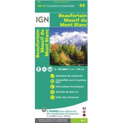 Beaufortin - Massif du Mont...