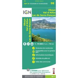 Ubaye - Val d'Allos - Lac...