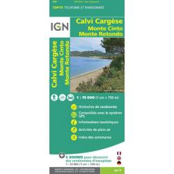 Calvi Cargèse - Monte Cinto...