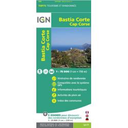 Bastia Corte - Cap Corse