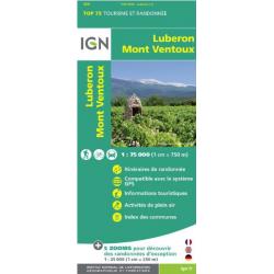 Luberon - Mont Ventoux