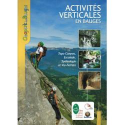 Activités verticales en Bauges