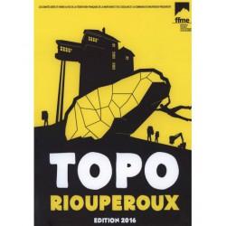 Topo Riouperoux - Edition 2016